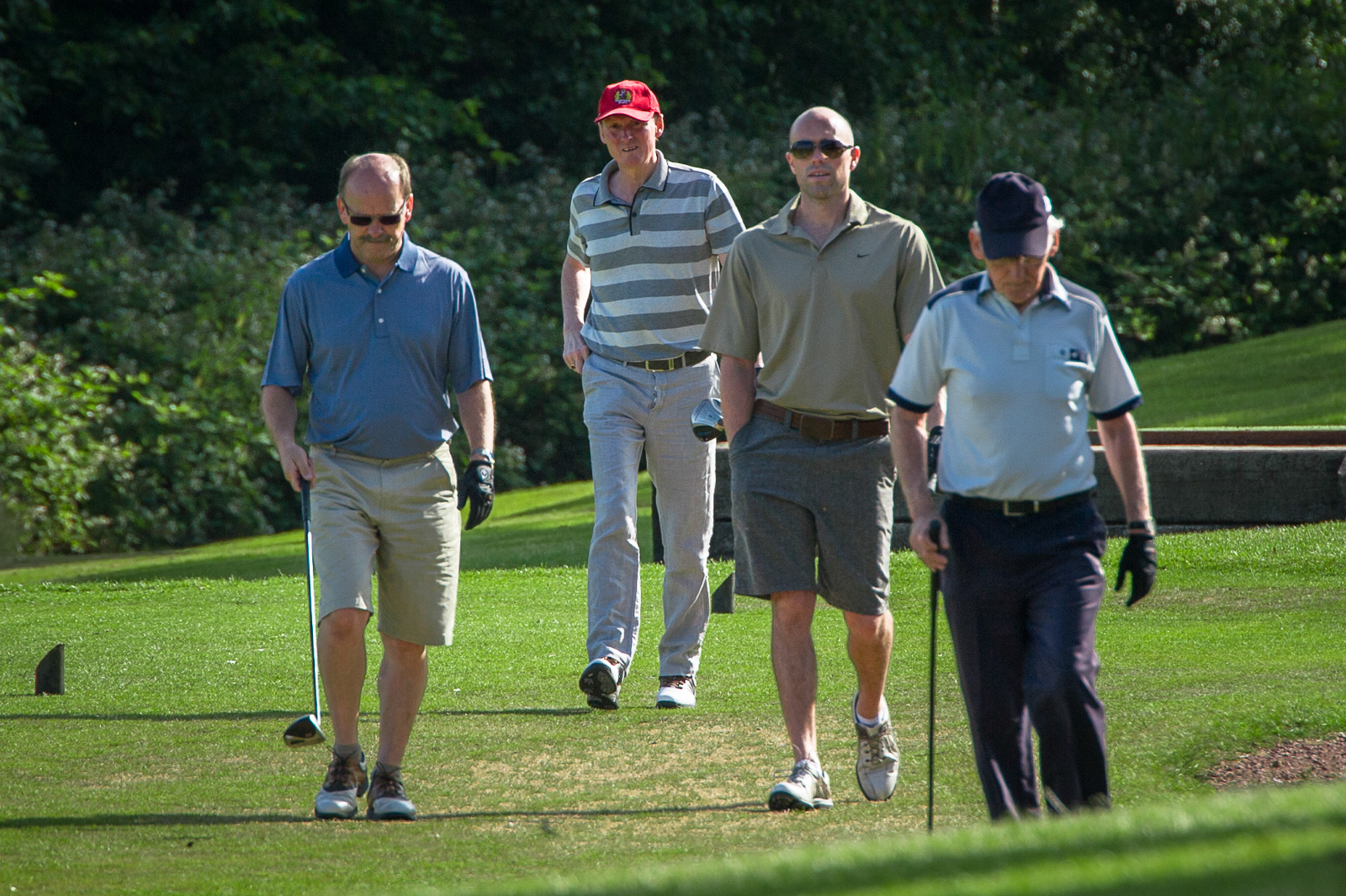 Golf Society Day Generic People Images 3+ Golfers (28)