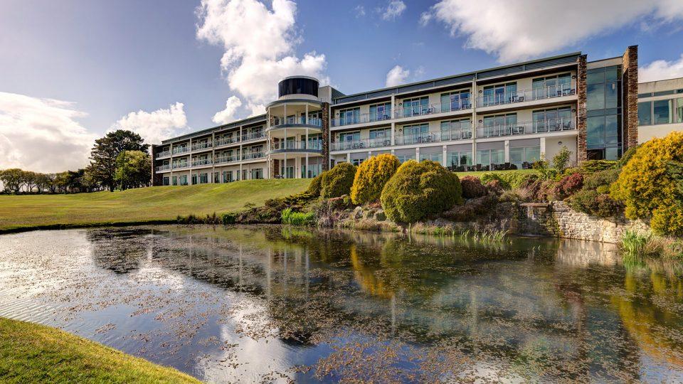 St Mellion International Resort in Cornwall