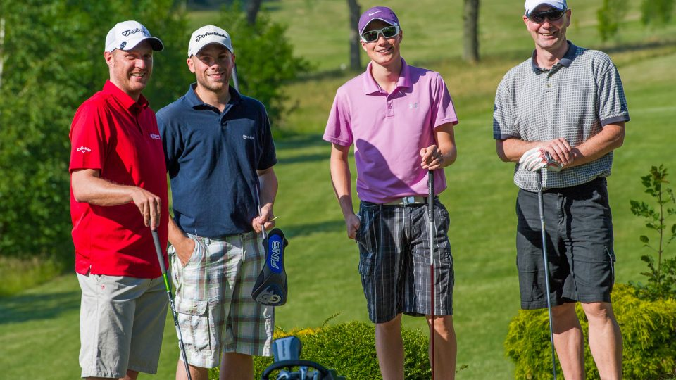 Golf Society Day Generic People Images 3+ Golfers (27)